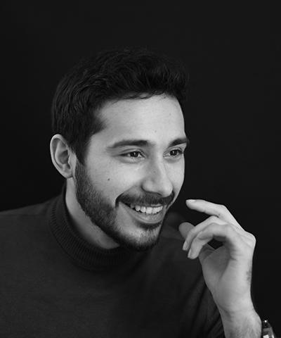 Ibra - digital marketing manager