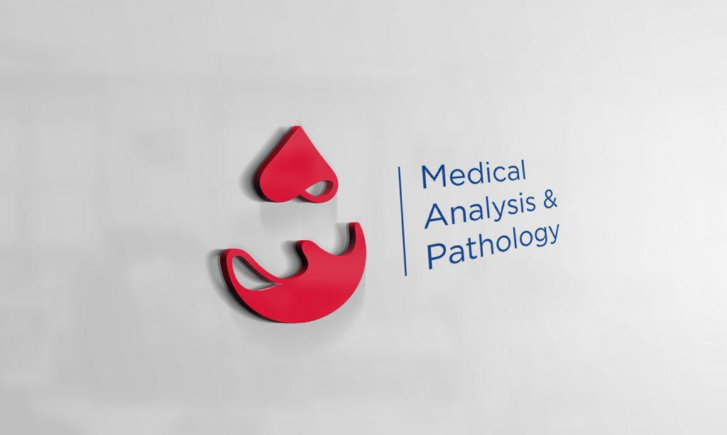 medical analysis pathology rebranding