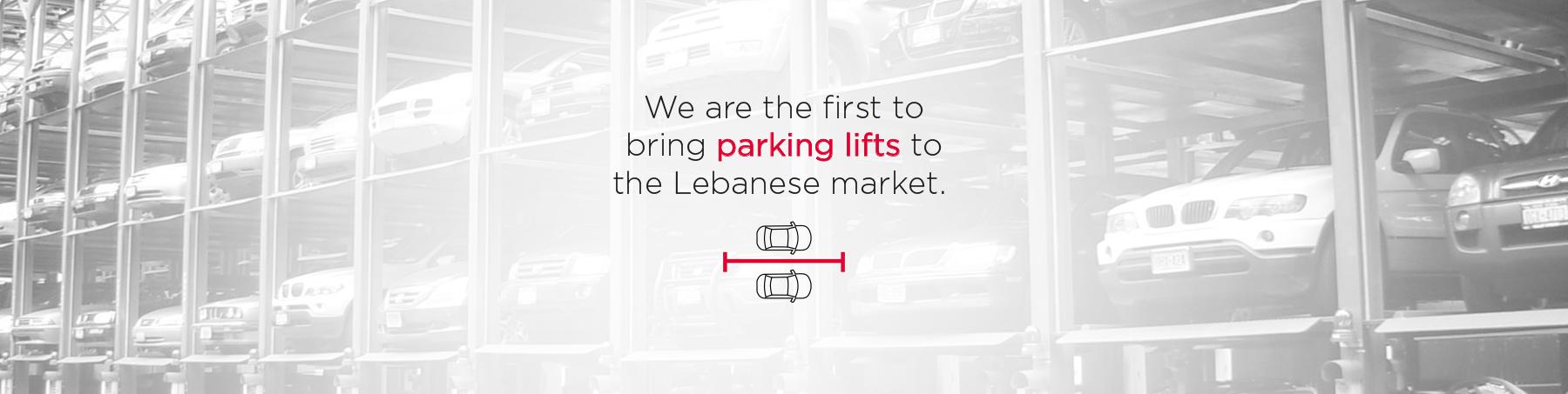 parking lift design in lebanon