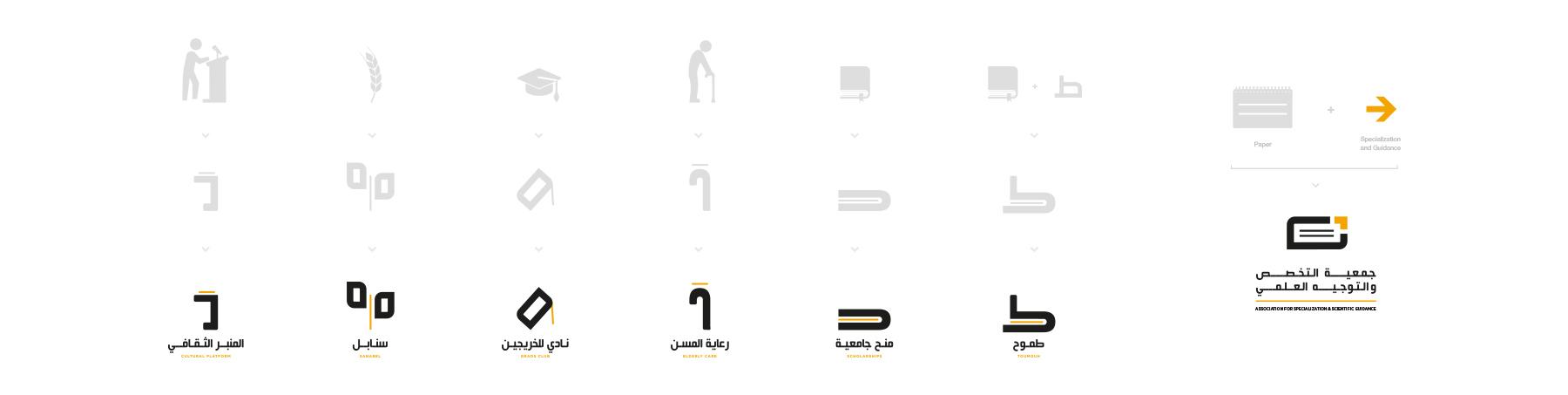 tomouh different logo designs