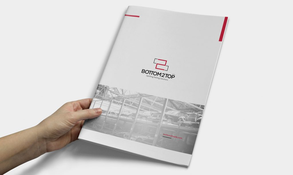 Bottom 2 Top brochure/catalogue design