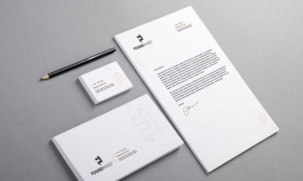 FOUNDINVEST-full marketing tools design