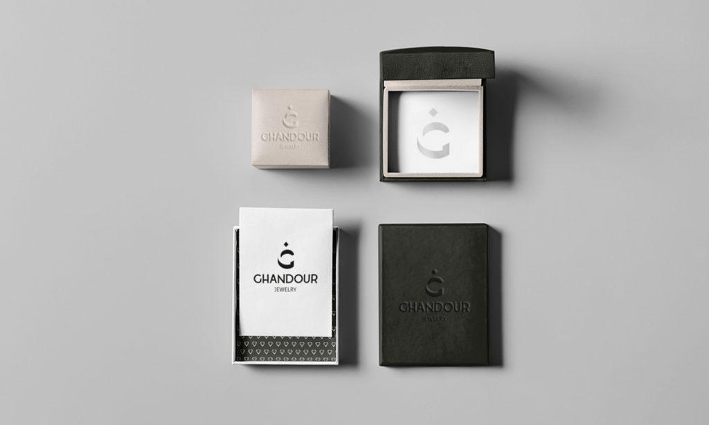 GHANDOUR- jewellery boxes design