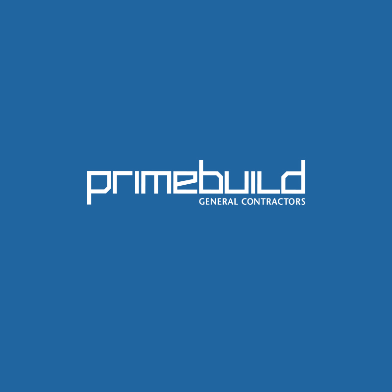 Primebuild website design & development project