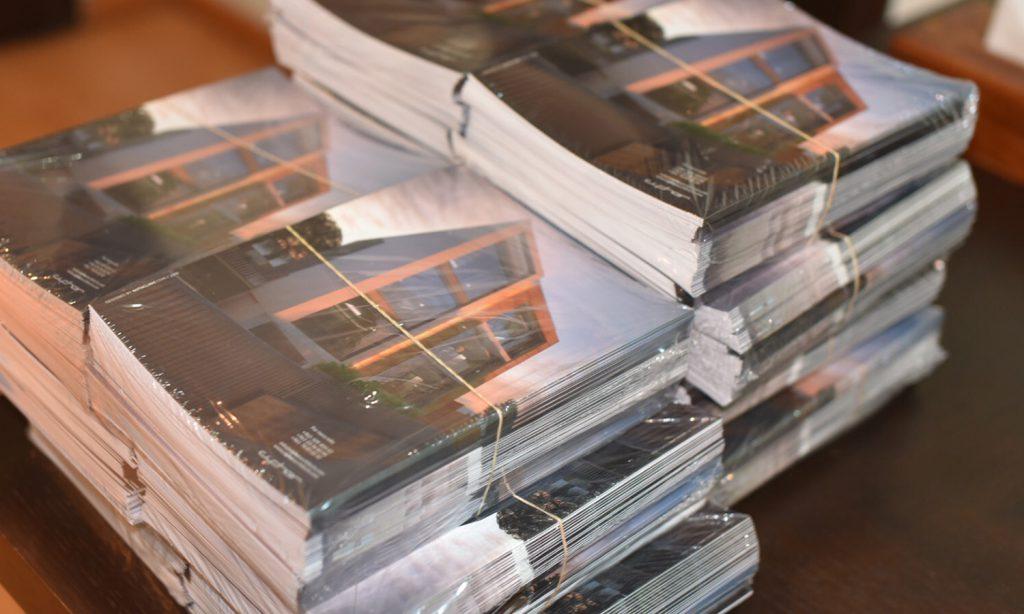 SAADIYAT - package of branded catalogs