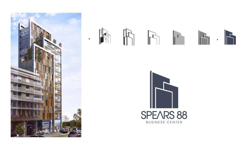 SPEARS 88 logo conceptual