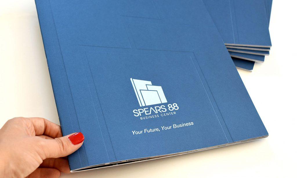 spears 88 - branding logo