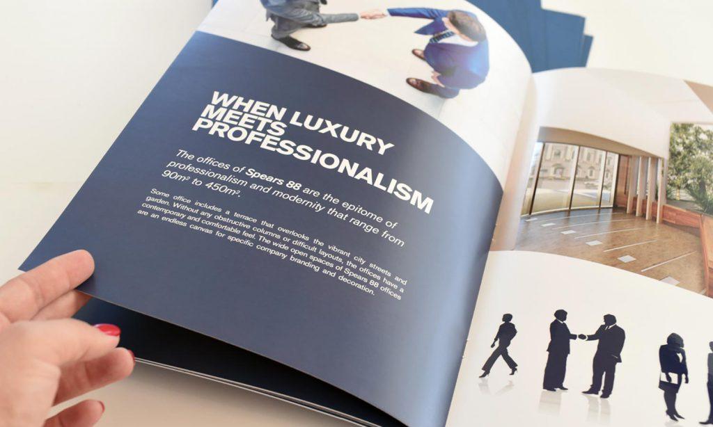 spears 88 - when luxury meets professionalism - branding