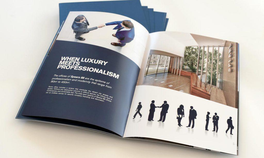spears 88 - when luxury meets professionalism - brochure