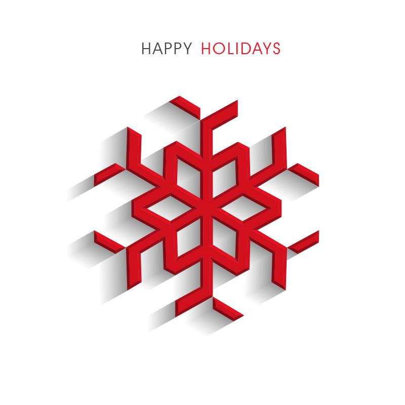 Trusthold social media post for holidays
