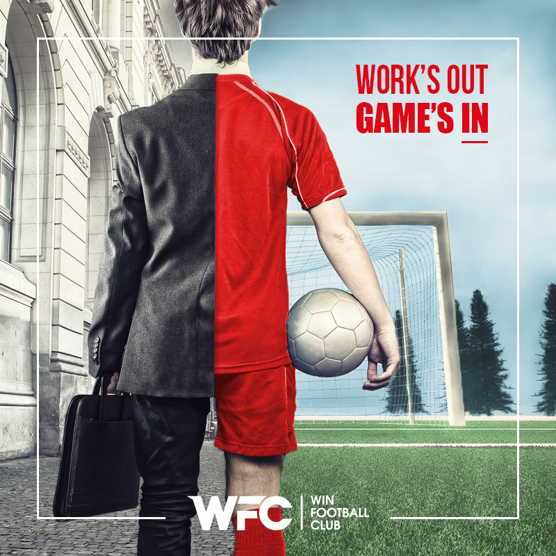 wfc - work's out, game's in - post