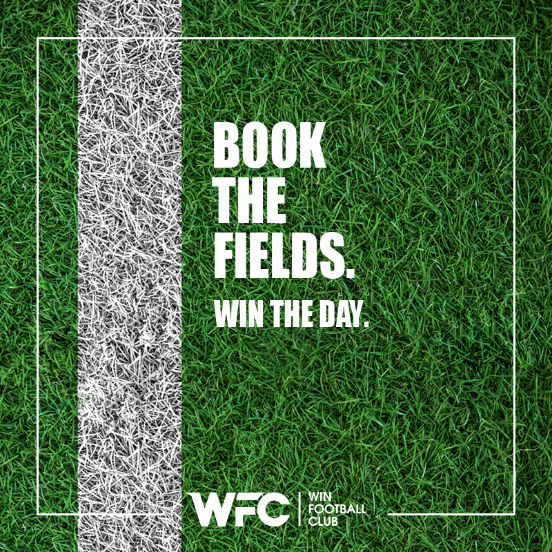 wfc - book the fields - win the day