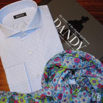ziad el achi - tailored shirt