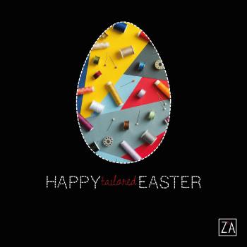 Ziad el achi - happy tailored easter